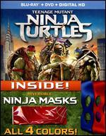 Teenage Mutant Ninja Turtles [With Mask] [Blu-ray/DVD]
