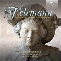 Telemann: Cantatas and Chamber Music with Recorder - Collegium Pro Musica; Gemma Bertagnolli (soprano); Stefano Bagliano (recorder)