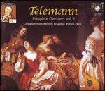 Telemann: Complete Overtures, Vol. 1