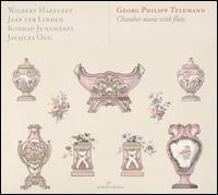 Telemann: Concerto da Camera (Flute Anthology) - Jaap ter Linden (cello); Jacques Ogg (harpsichord); Konrad Junghanel (lute); Wilbert Hazelzet (flute)