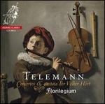 Telemann: Concertos & Cantata Ihr V�lker H�rt