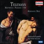 Telemann: Matthäus-Passion, 1746