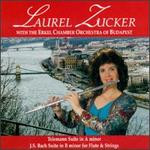 Telemann: Suite in A minor; Bach: Suite in B minor for Flute & Strings