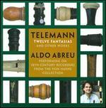 Telemann: Twelve Fantasias