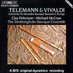 Telemann & Vivaldi: Concertos for Recorder and Bassoon