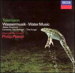 "Telemann: Water Music; Alster Overture; ""The Frogs"" Concerto"