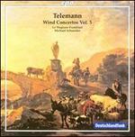 Telemann: Wind Concertos, Vol. 5