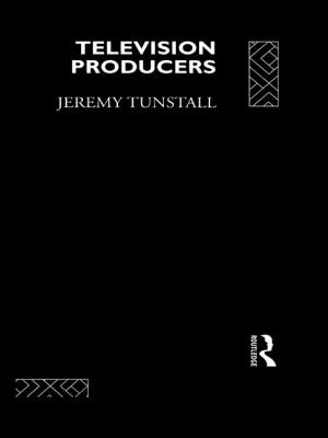Television Producers - Tunstall, Jeremy