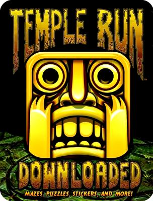 Temple Run Downloaded Apptivity Book - Egmont