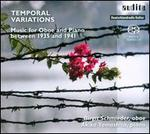 Temporal Variations: Music for Oboe and Piano between 1935 and 1941