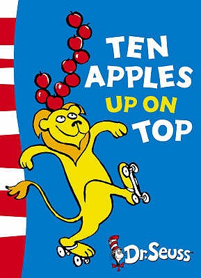 Ten Apples Up on Top: Green Back Book - Dr. Seuss