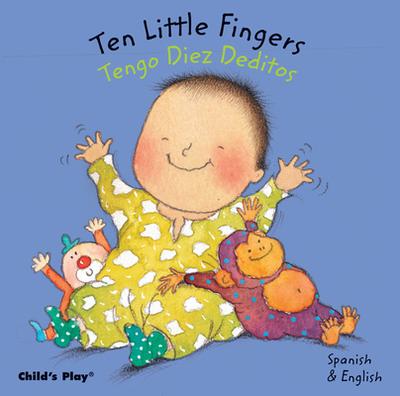 Ten Little Fingers/Tengo Diez Deditos -