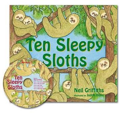 Ten Sleepy Sloths - Griffiths, Neil