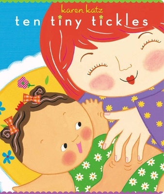 Ten Tiny Tickles - Katz, Karen
