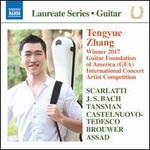 Tengyue Zhang: Winner 2017 Guitar Foundation of America International Concert Artist Competition