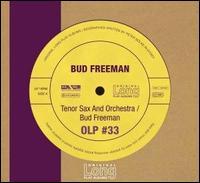 Tenor Sax and Orchestra - Bud Freeman
