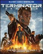 Terminator: Genisys [Includes Digital Copy] [Blu-ray/DVD]