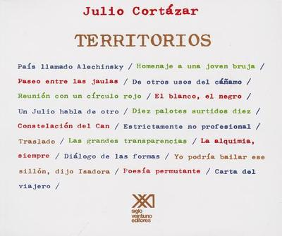 Territorios - Cortazar, Julio
