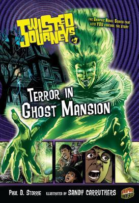 Terror in Ghost Mansion: Book 3 - Storrie, Paul D