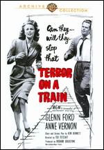 Terror on a Train - Ted Tetzlaff