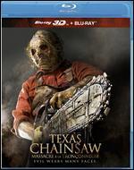 Texas Chainsaw [3D] [Blu-ray/DVD] - John Luessenhop