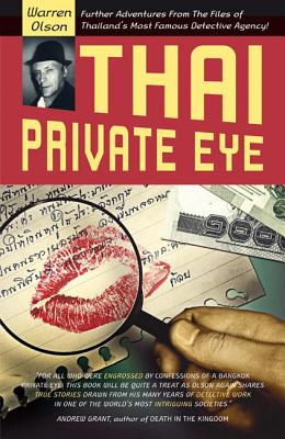 Thai Private Eye - Olson, Warren