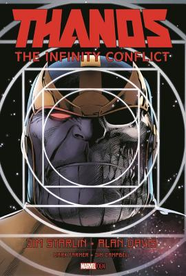 Thanos: The Infinity Conflict - Various Artists (Text by)