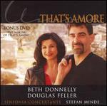 That's Amore [Includes Bonus DVD]