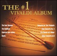 The #1 Vivaldi Album - Aur�le Nicolet (flute); Candida Thompson (violin); Capella Academica Wien; Celedonio Romero (guitar);...