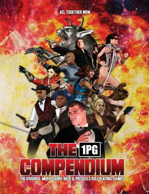 The 1PG Compendium - Stubbs, James, and Downing, Samantha, and Bruno, Mark