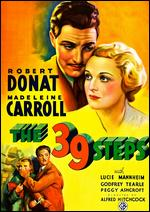 The 39 Steps - Alfred Hitchcock