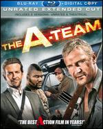 The A-Team [Blu-ray] [Unrated Extended Cut] [2 Discs] [Includes Digital Copy]
