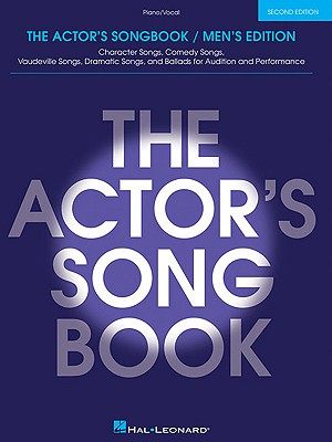 The Actor's Songbook: Men's Edition - Boyd, Harper W, Jr., and Hal Leonard Publishing Corporation (Creator)