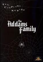 The Addams Family: The Complete Series [9 Discs] [Velvet-Touch Packaging]