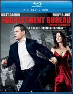 The Adjustment Bureau [2 Discs] [Blu-ray/DVD]