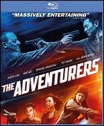 The Adventurers [Blu-ray/DVD] [2 Discs]