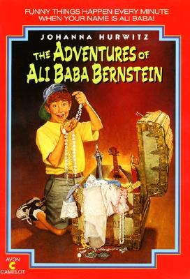 The Adventures of Ali Baba Bernstein - Hurwitz, Johanna