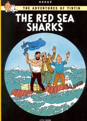 The Adventures of Tintin: The Red Sea Sharks - Herge