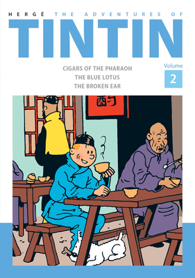 The Adventures of Tintin: Volume 2 - Herge