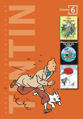 The Adventures of Tintin: Volume 6 - Herge