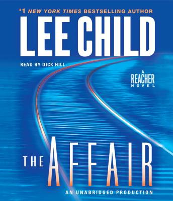 The Affair - Child, Lee, and Hill, Dick (Read by)