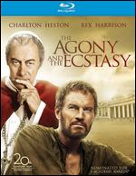 The Agony and the Ecstasy [Blu-ray] - Carol Reed