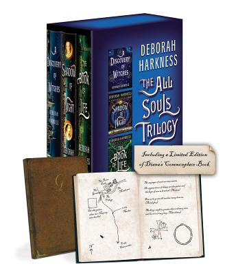 The All Souls Trilogy Boxed Set: A Discovery of Witches/Shadow of Night/The Book of Life - Harkness, Deborah