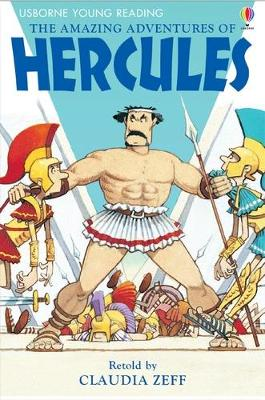 The Amazing Adventures of Hercules - Zeff, Claudia