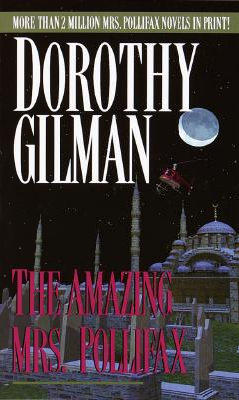 The Amazing Mrs. Pollifax - Gilman, Dorothy