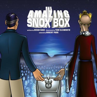 The Amazing Snox Box - Gage, Brian