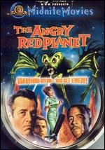 The Angry Red Planet - Ib Melchior