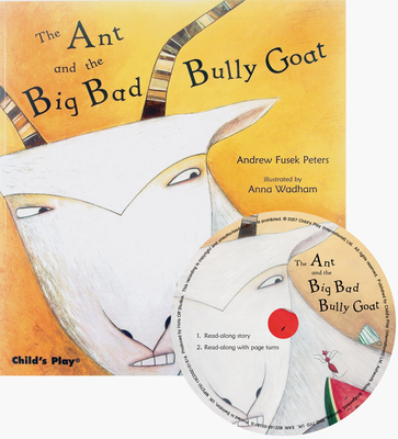 The Ant and the Big Bad Bully Goat - Fusek Peters, Andrew (Read by)