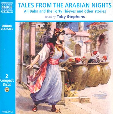 The Arabian Nights - Lang, C., and Stephens, Toby (Read by)