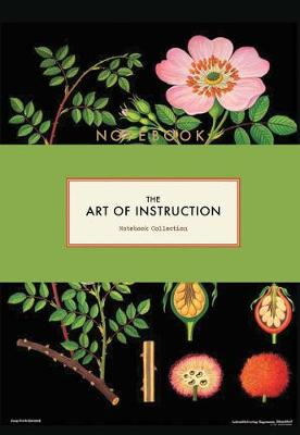 The Art of Instruction Notebook Collection - Chronicle Books